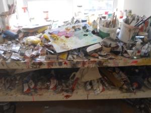 NgoroNgoro Artsist's Workbench